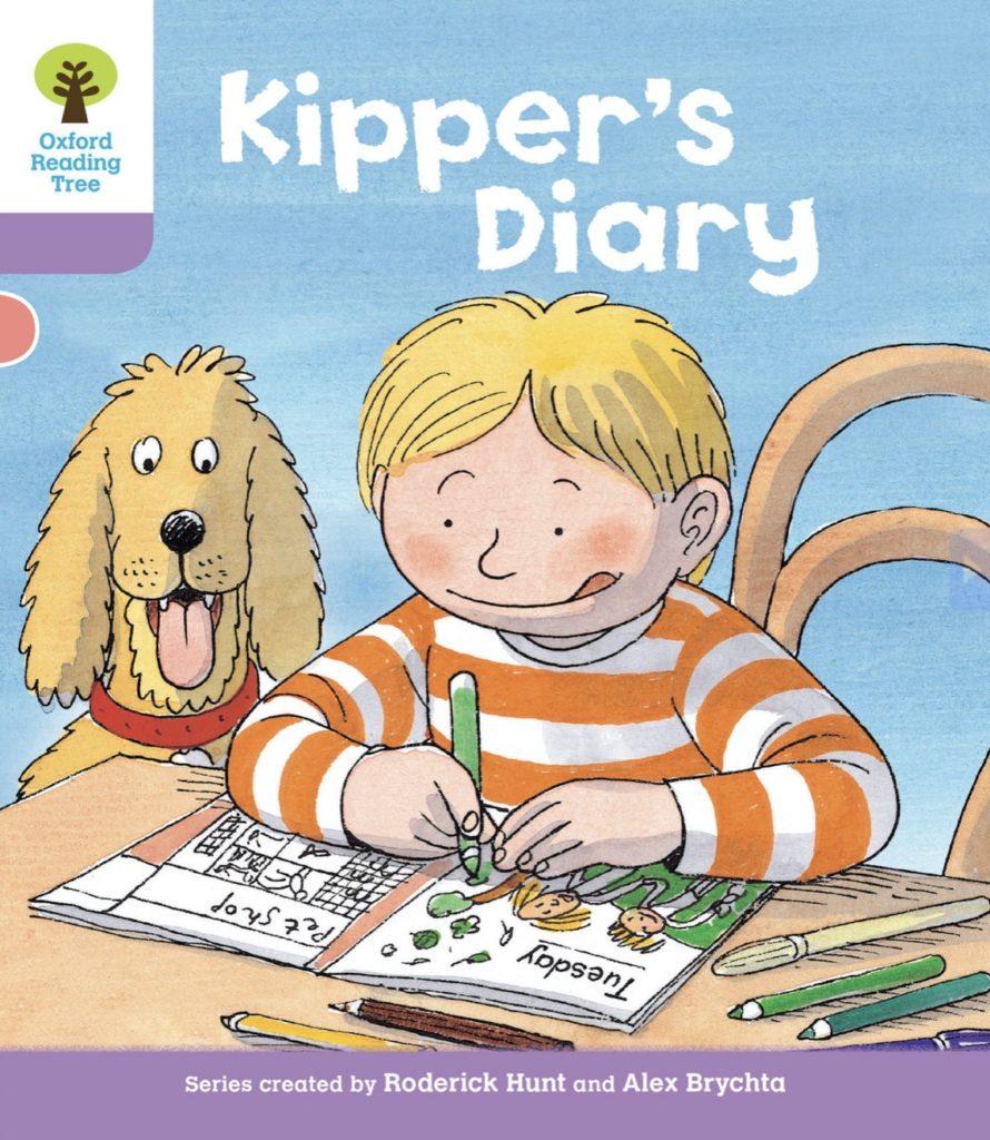 Oxford Reading Tree Kipper's Diary