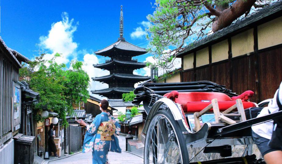 わたしは 京都に 行きます