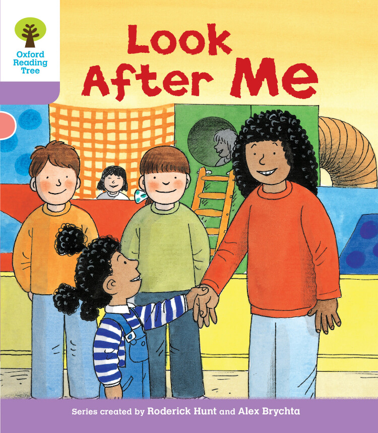 Look After Me  Oxford Reading Tree  英語多読