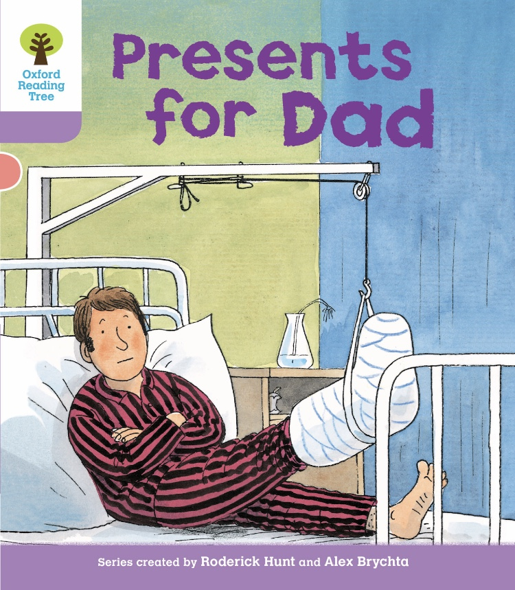 Oxford Reading Tree ort Presents for Dad 英語多読