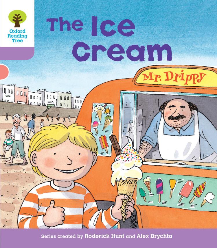 the Ice Cream Oxford Reading Tree