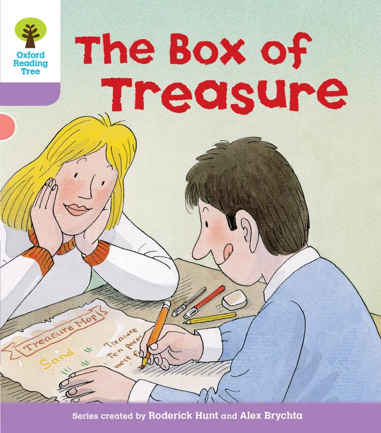 The Box of Treasure Oxford Reading Tree 英語多読