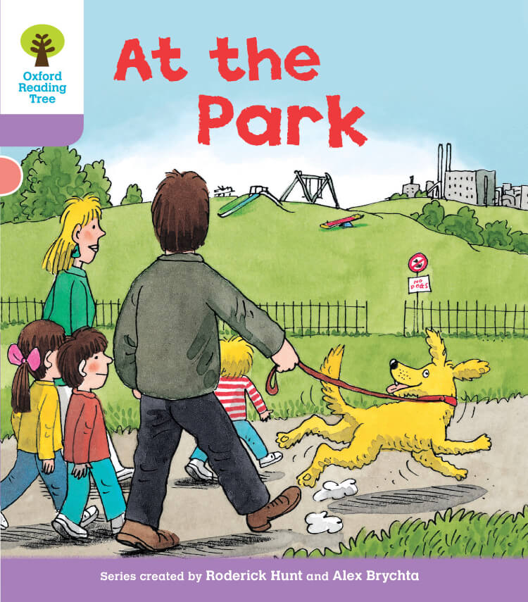 """Oxford Reading Tree """" At the Park"""""""