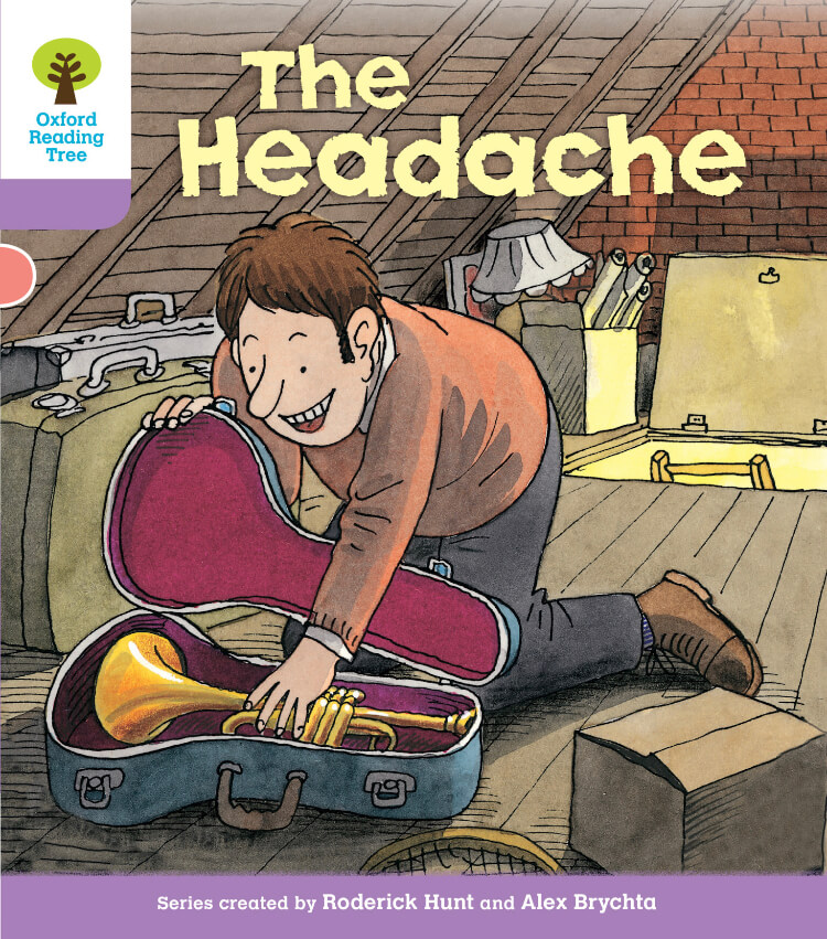 Oxford Reading Tree  The Headache