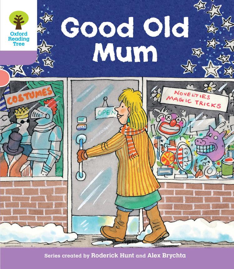 Good Old Mum ORT