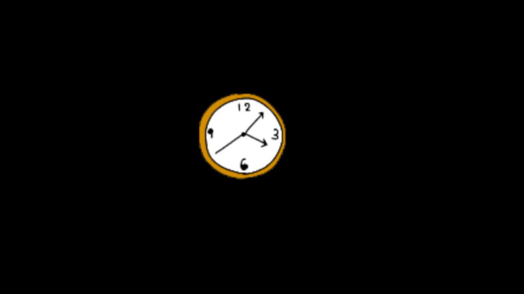 clock tokei