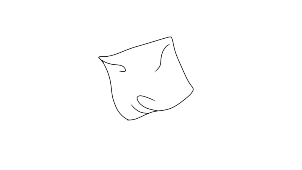 tissues chirigami