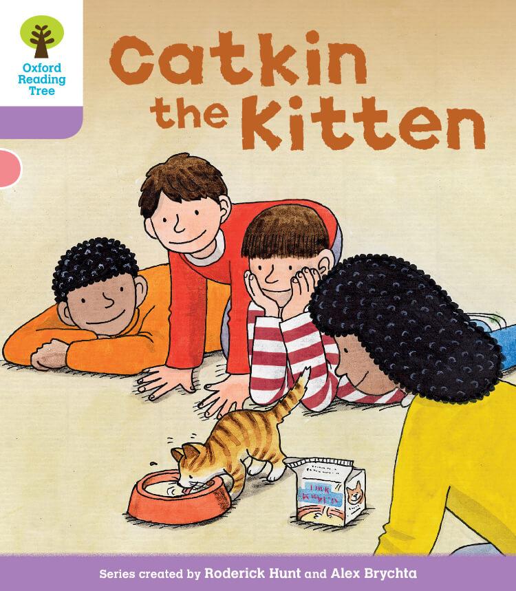 ORT catkin the kitten