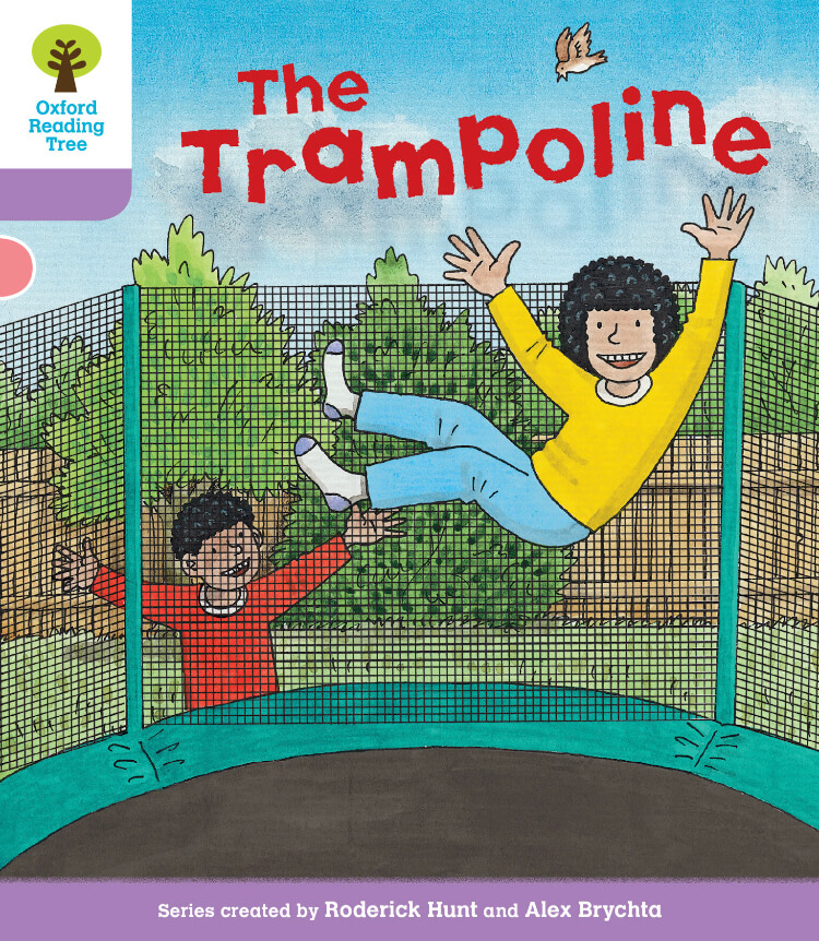 the trampoline ORT