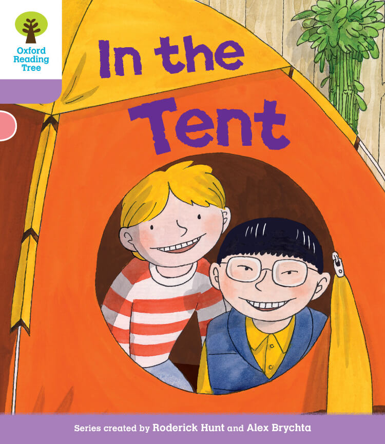 #45 In the Tent book