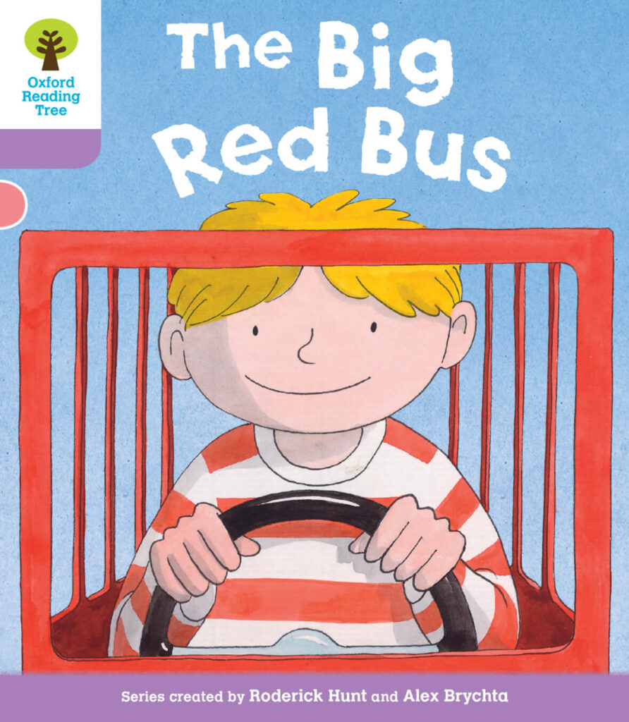 #47 The Big Red Bus
