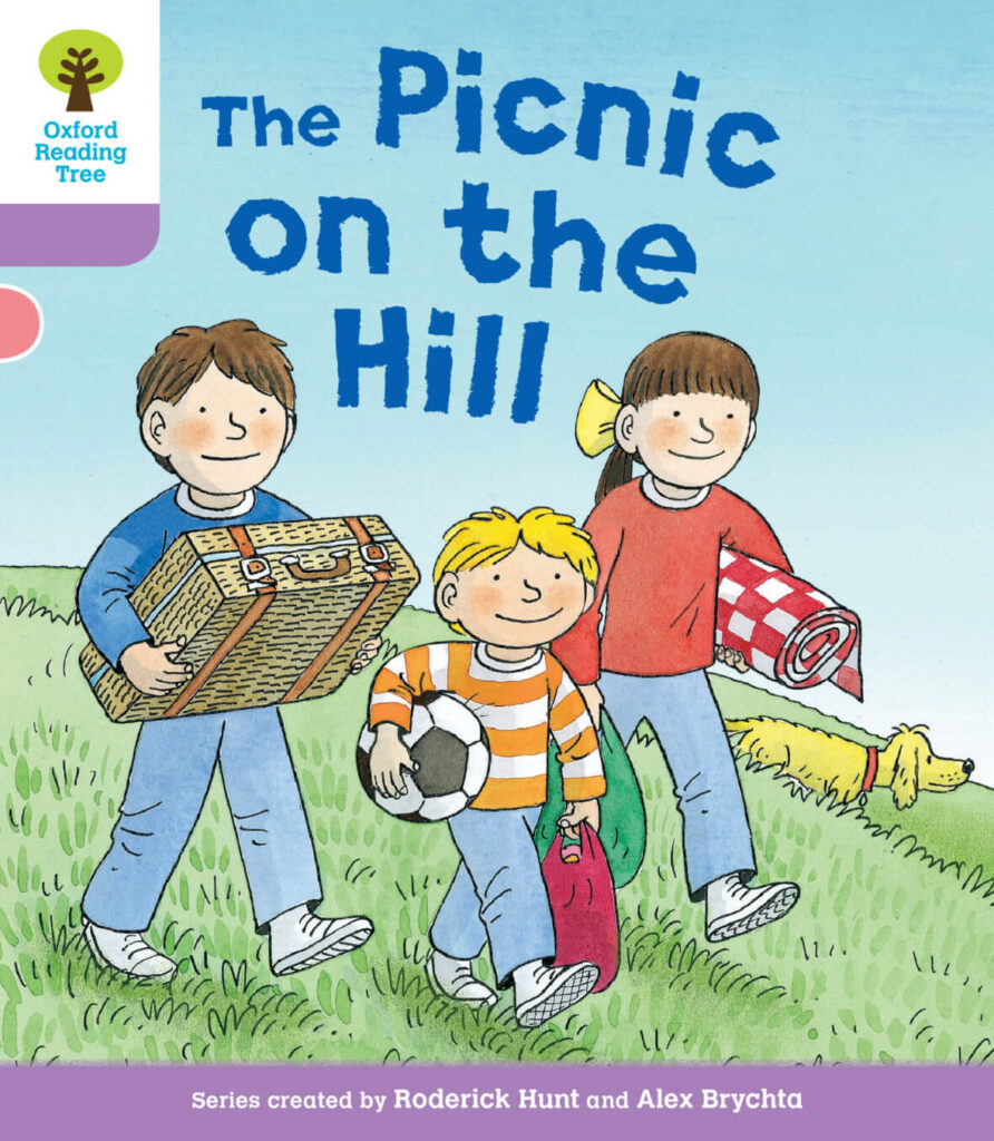 #50 The Picnic on the Hill
